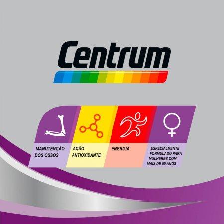 Centrum Select Mulher com 60 Comprimidos | Drogasil.com Foto 3