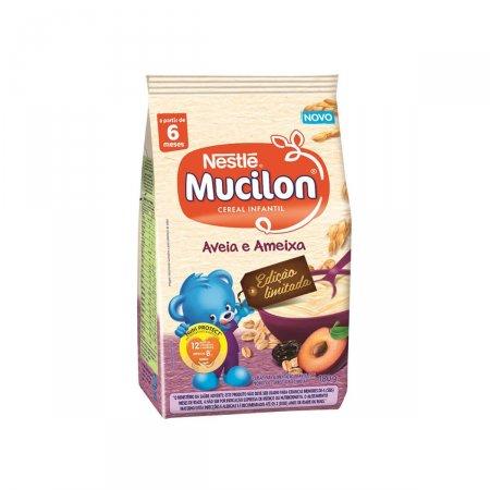 MUCILON AVEIA E AMEIXA 180G