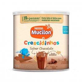 Cereal Infantil Mucilon Crescidinhos Chocolate com 250g