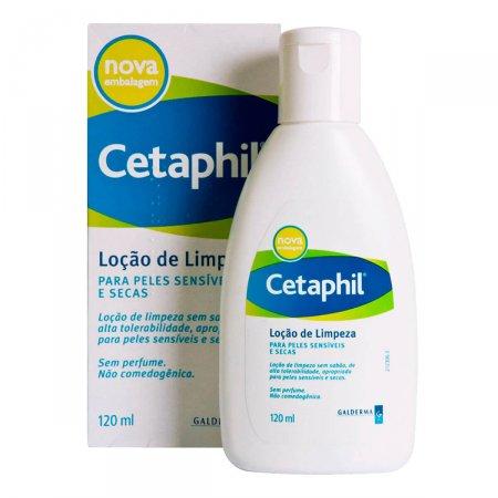Loção de Limpeza Cetaphil Peles Sensíveis e Secas