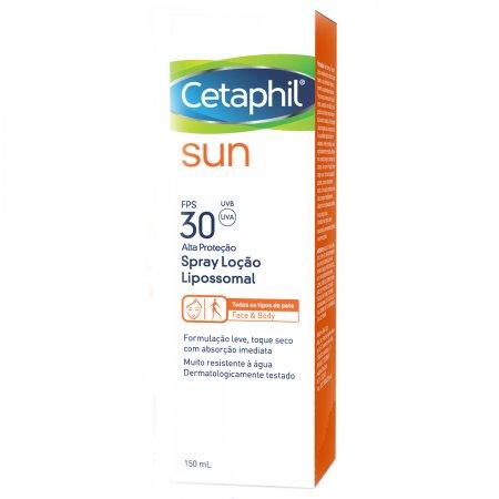 CETAPHIL SUN PROTETOR SOLAR FPS 30 SPRAY 150ML