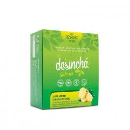 Chá Desinchá Sabores Sabor Abacaxi com Limão Siciliano