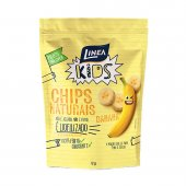Chips Naturais Linea Kids Sabor Banana