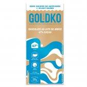 Chocolate ao Leite de Arroz Gold&Ko 47% Cacau
