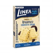Chocolate Linea Branco Cookies N' Cream