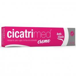 Creme Hidratante Anti-Idade para Rugas e Linhas de Expressão CicatriMed com 60g