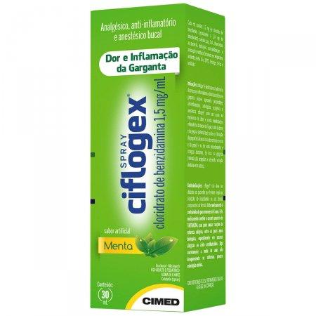 Spray Ciflogex Menta