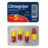 CIMEGRIPE COM 4 CAPSULAS