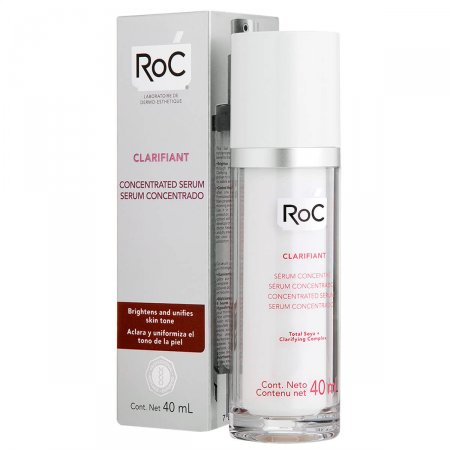 ROC CLARIFIANT SERUM CLAREADOR 40ML
