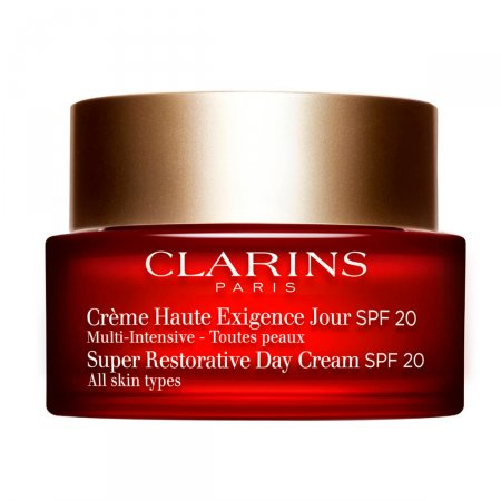 Creme Anti-idade Clarins Super Restorative Day FPS20