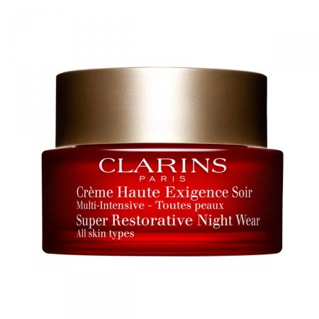 Creme Anti-idade Clarins Super Restorative Night