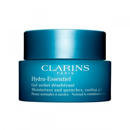 Gel Hidratante Facial Clarins Hydra-Essentiel Cooling 50ml | Drogasil.com Foto 1