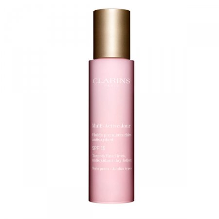CLARINS MULTI ACTIVE DAY FLUID SPF15 50ML