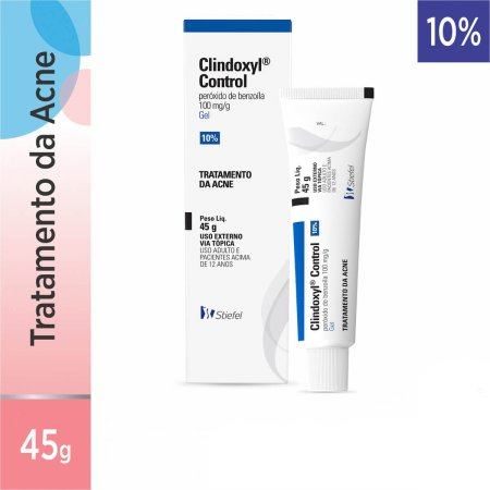 Gel Clindoxyl Control 10%