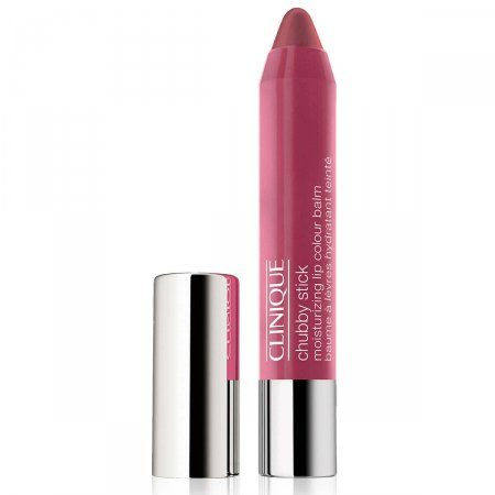 Batom Hidratante Clinique Chubby Stick Super Strawberry