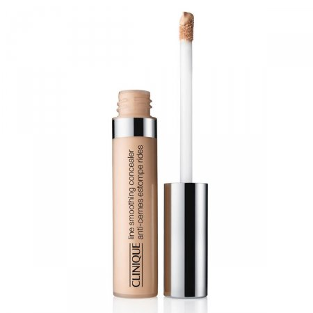 Corretivo Líquido Clinique Line Smoothing Concealer Moderately Fair
