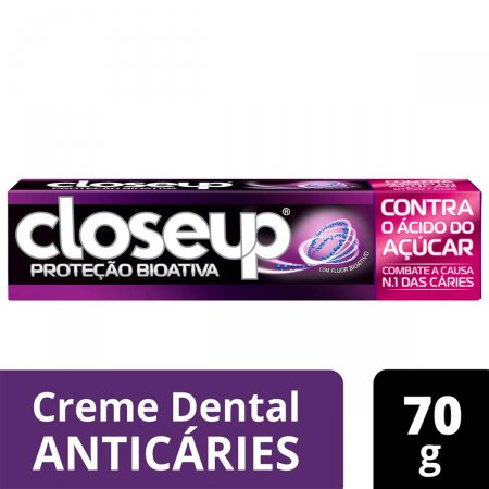 CLOSE UP CREME DENTAL BIOACTIVE PROTECTION 70G
