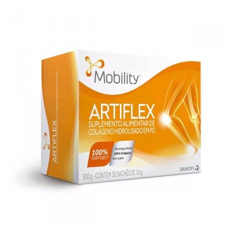 Colágeno Hidrolisado Mobility Artiflex com 30 Sachês de 10g cada | Drogasil.com