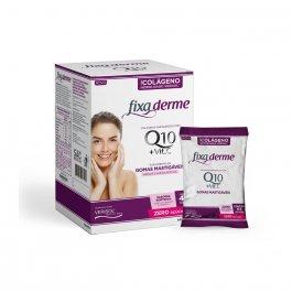 Colágeno Hidrolisado Fixa Derme Gomas Mastigáveis com 15 sachês