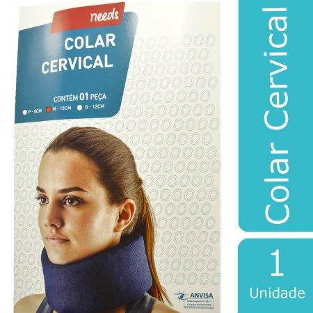 Colar Cervical de Espuma Needs Tamanho M