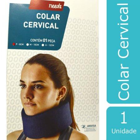 Colar Cervical de Espuma Needs Tamanho P
