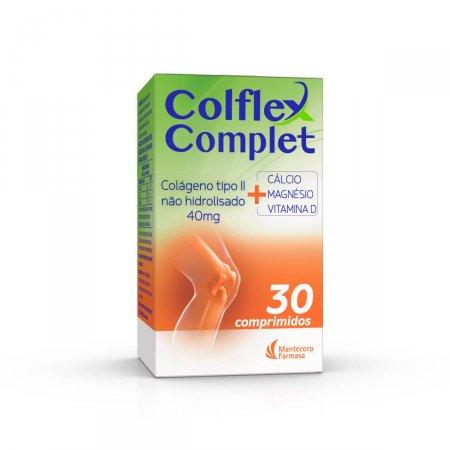 COLFLEX COMPLET 30 COMPRIMIDOS