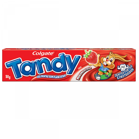 Creme Dental Colgate Tandy Morangostoso