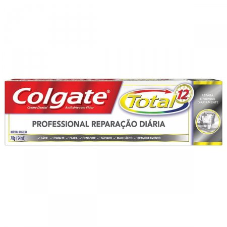 Creme Dental Colgate Total 12 Professional Reparação Diária