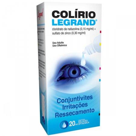 Colírio Legrand
