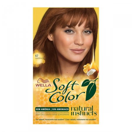 Coloração Wella Soft Color Nº67 Chocolate