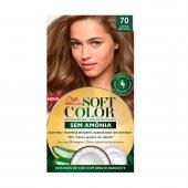 Coloração Soft Color Wella 70 Louro Natural com 1 unidade