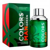 BENETTON COLORS MAN GREEN 60ML