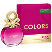 BENETTON COLORS PINK 50ML