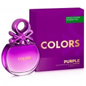BENETTON COLORS PURPLE 50ML