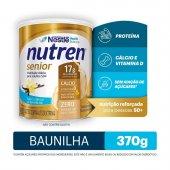 Complemento Alimentar Nutren Senior Baunilha 370g