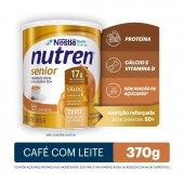Complemento Alimentar Nutren Senior Café com Leite 370g