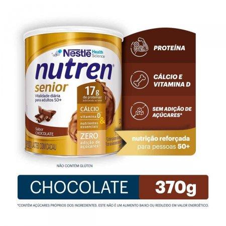NUTREN SENIOR PO CHOCOLATE 370G