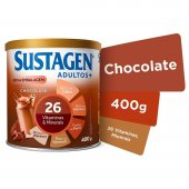 SUSTAGEN SUPLEMENTO ALIMENTAR CHOCOLATE 400 G