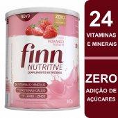 Complemento Nutricional Finn Nutritive Sabor Morango Silvestre
