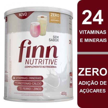 Complemento Nutricional Finn Nutritive Sem Sabor