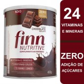 FINN NUTRITIVE CHOCOLATE 400G