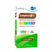 COMPLEXO B 12 XAROPE 120ML