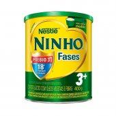 Composto Lácteo Ninho Fases 3+