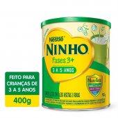 Ninho Fases 3+ Composto Lácteo Infantil com 400g
