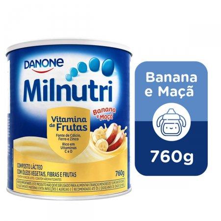 MILNUTRI COMPOSTO LACTEO VITAMINA DE FRUTAS 760G