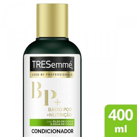 TRESEMME CONDICIONADOR BAIXO POO NUTRICAO 400ML