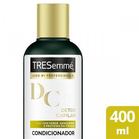TRESEMME CONDICIONADOR DETOX CAPILAR 400ML