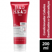 BED HEAD CONDICIONADOR RESURRECTION 200ML