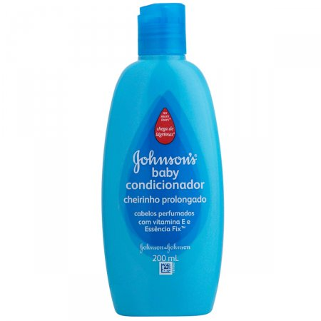 Condicionador Johnson's Baby Cheirinho Prolongado