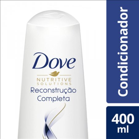 Condicionador Dove Reconstrução Completa para Cabelos Danificados